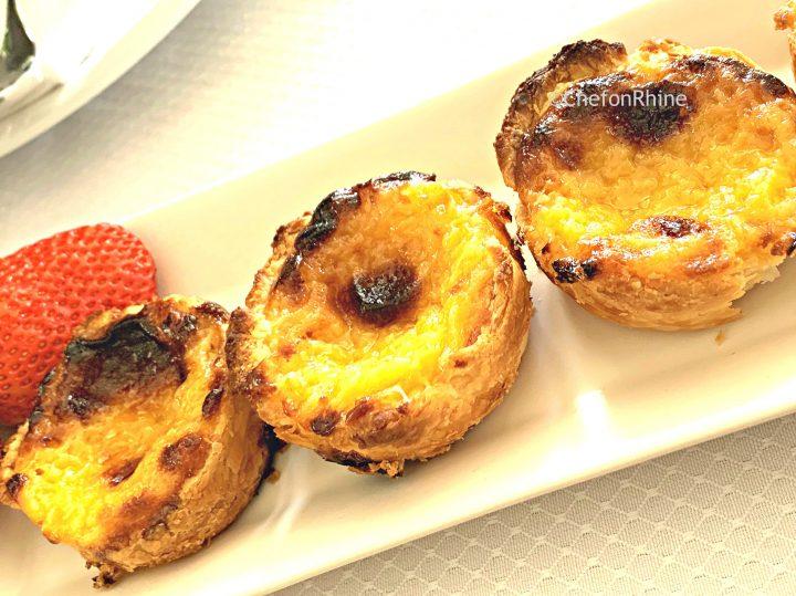 Pastéis de Nata – Portuguese Custard Tarts