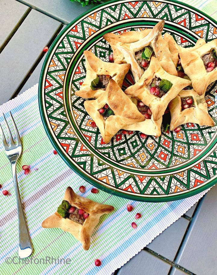 Sfiha – Meat Pies