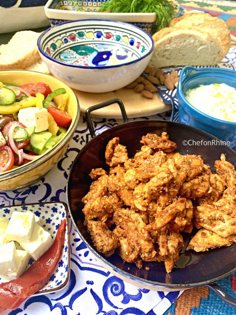 Chicken-Gyros