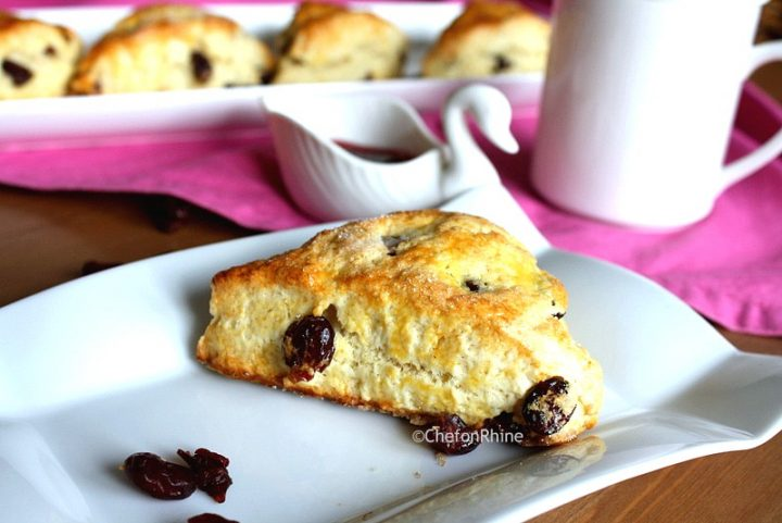Cranberry Scones – The ultimate recipe guide