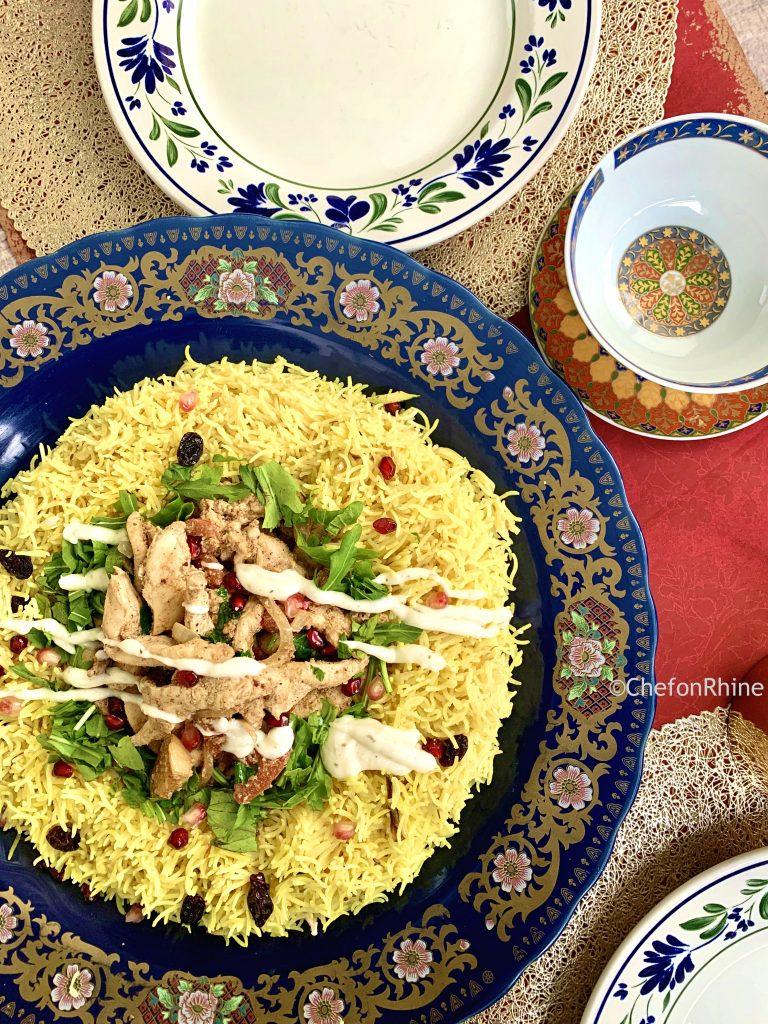 Shawarma-rice