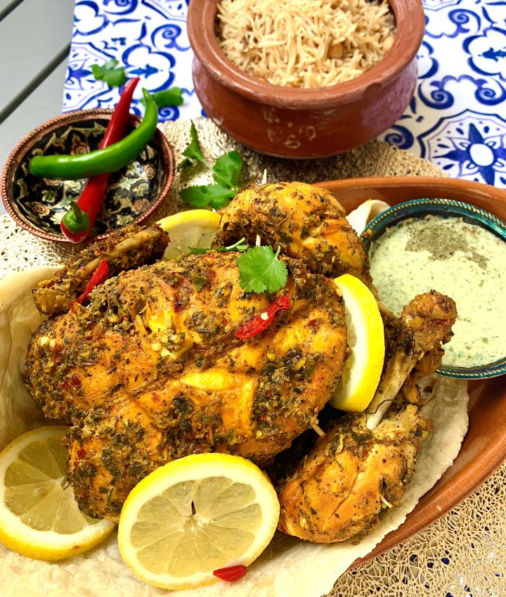 Shadionwala Steam Roasted Chicken